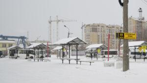 Автобусный вокзал г. Йошкар-Олы